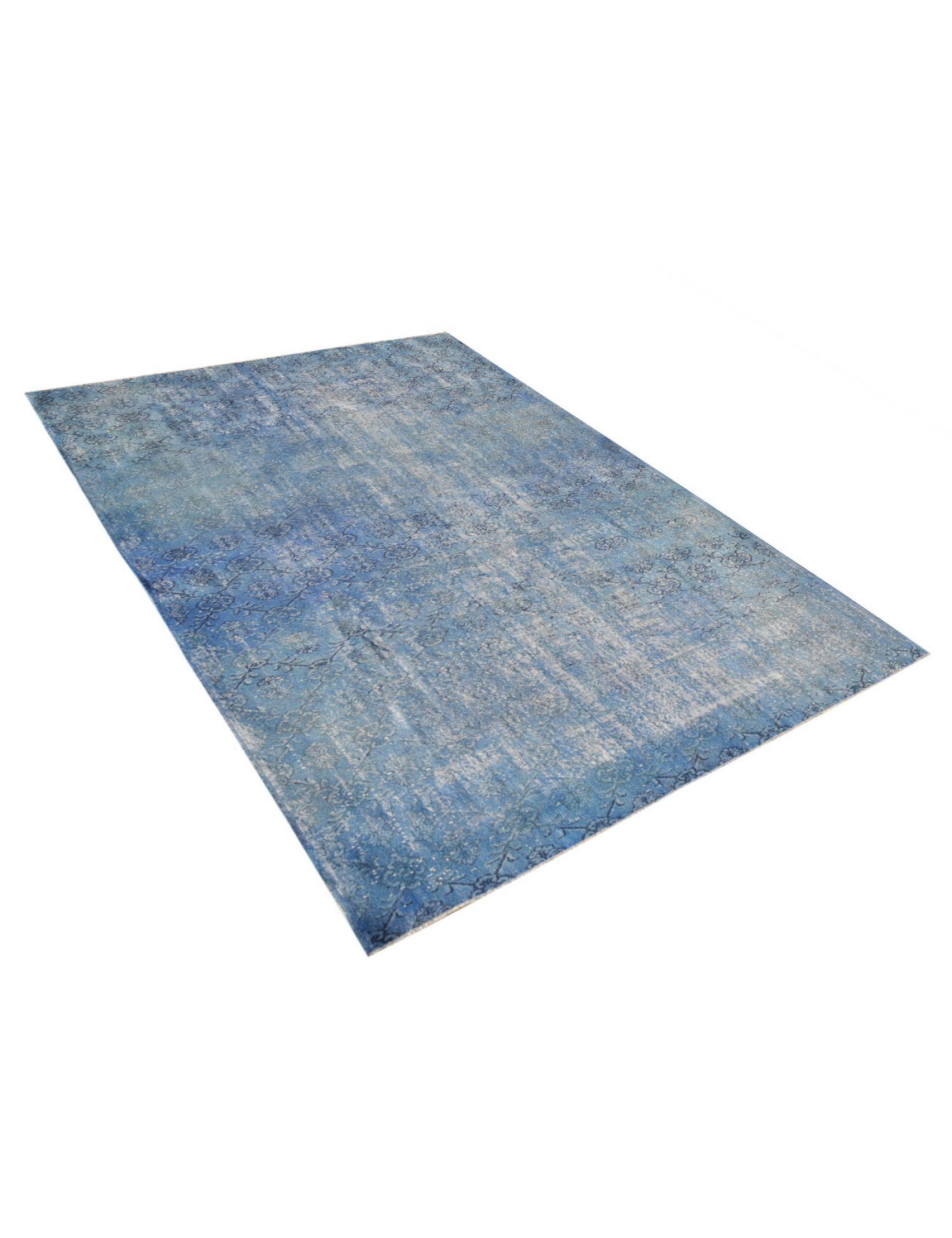 Tappeto Vintage  blu <br/>325 x 198 cm