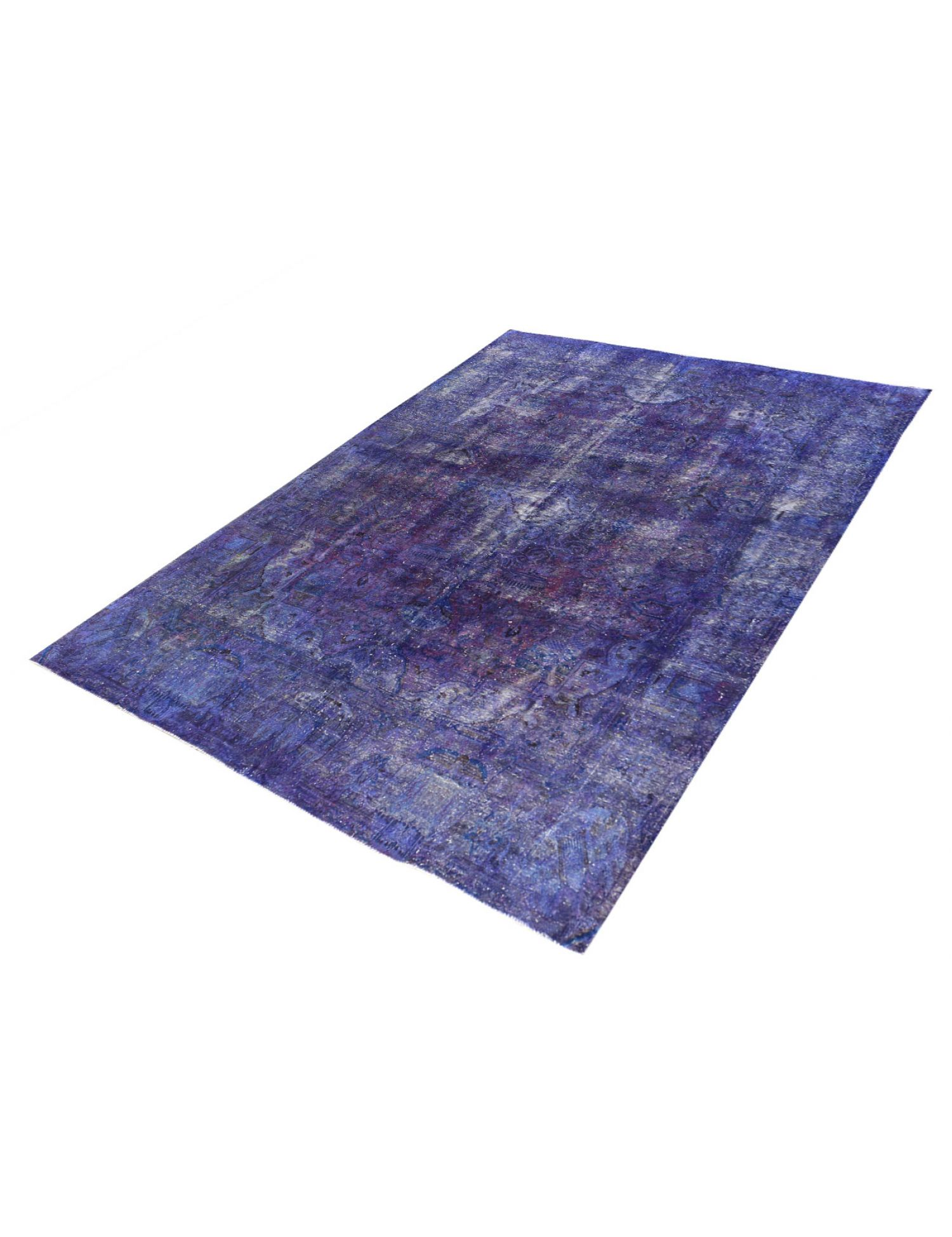 Tappeto Vintage  blu <br/>378 x 272 cm