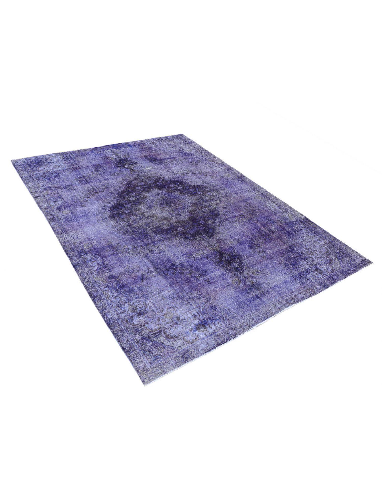 Vintage Teppich  blau <br/>312 x 215 cm