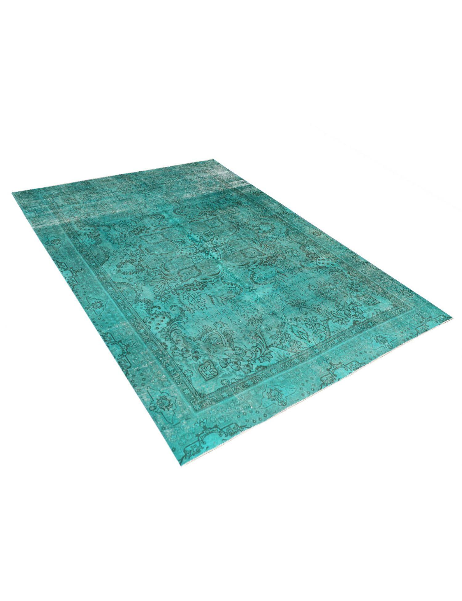 Tappeto Vintage  verde <br/>362 x 268 cm