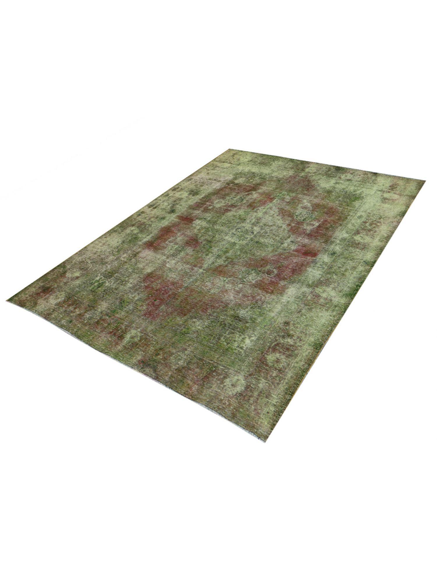 Tappeto Vintage  verde <br/>340 x 243 cm
