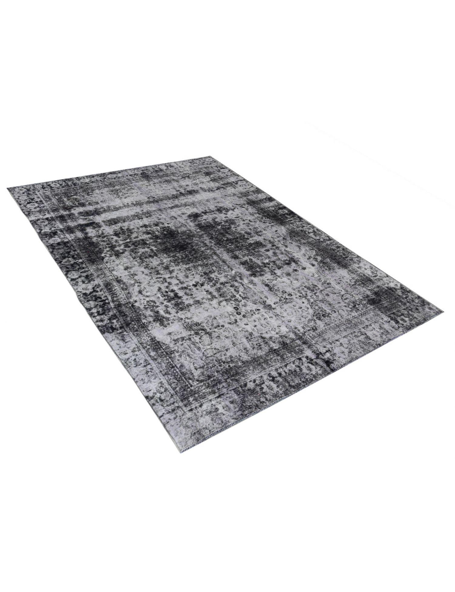 Tappeto Vintage  grigio <br/>340 x 246 cm
