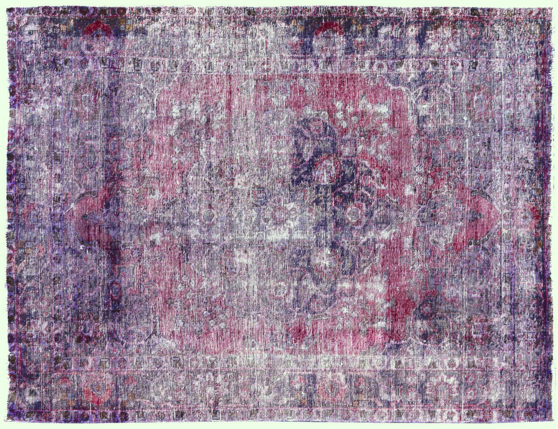 Vintage Rug  purple <br/>303 x 198 cm