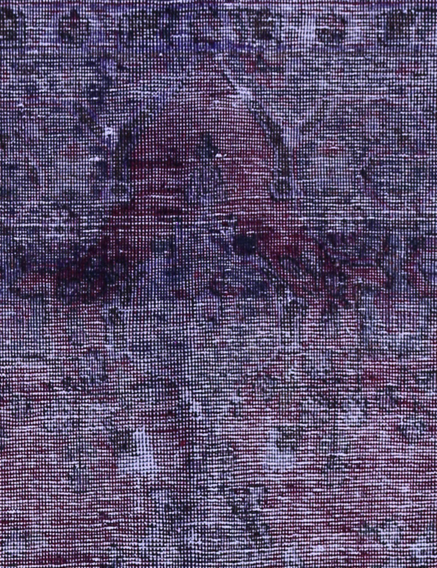 Tapis vintage  violet <br/>303 x 198 cm