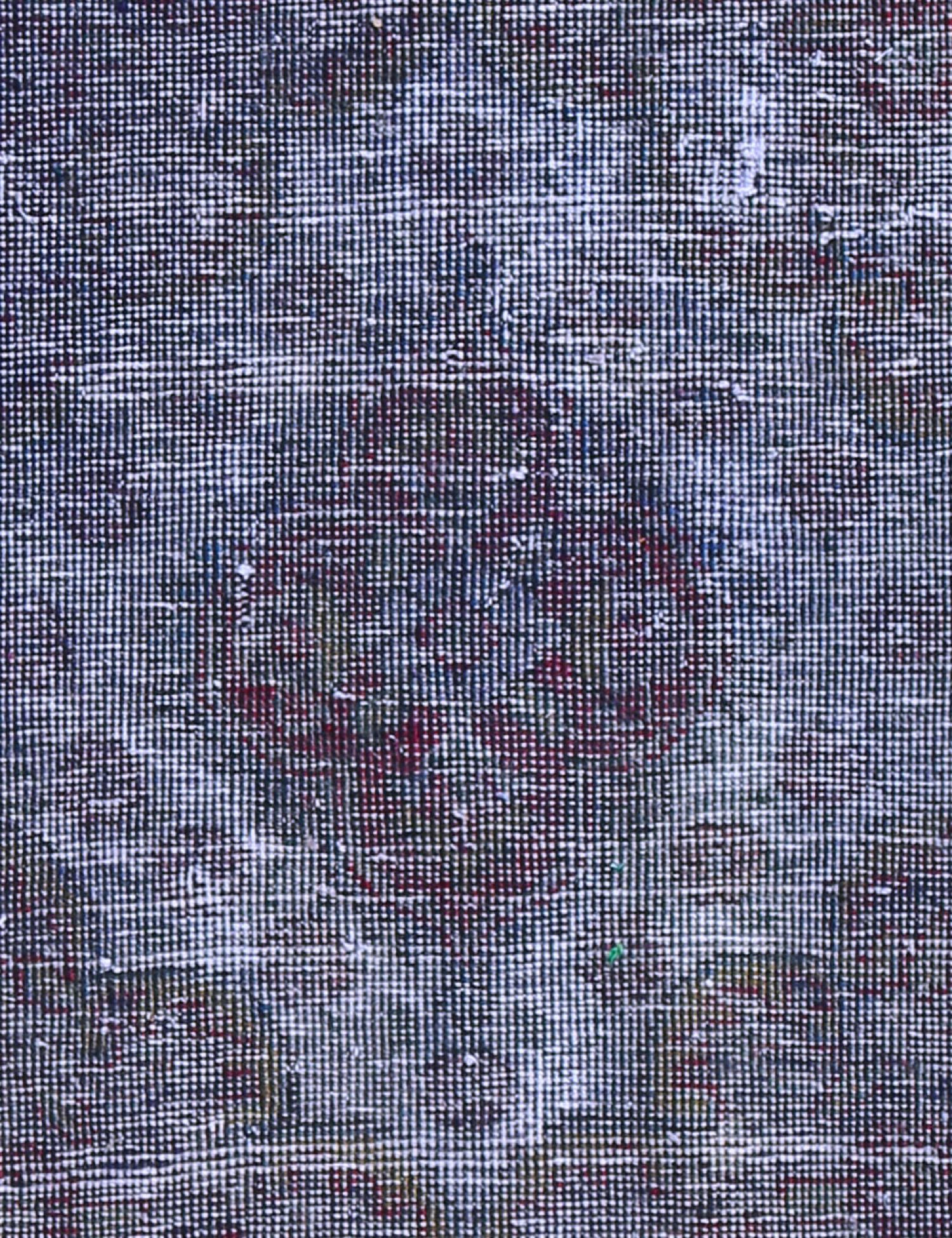 Tappeto Vintage  grigio <br/>228 x 132 cm