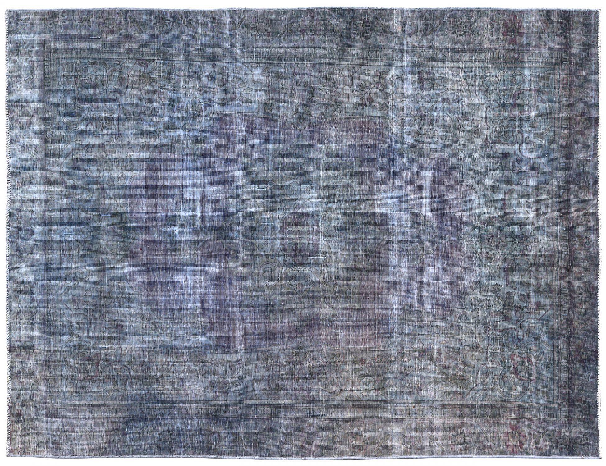 Vintage Carpet  blue <br/>274 x 182 cm