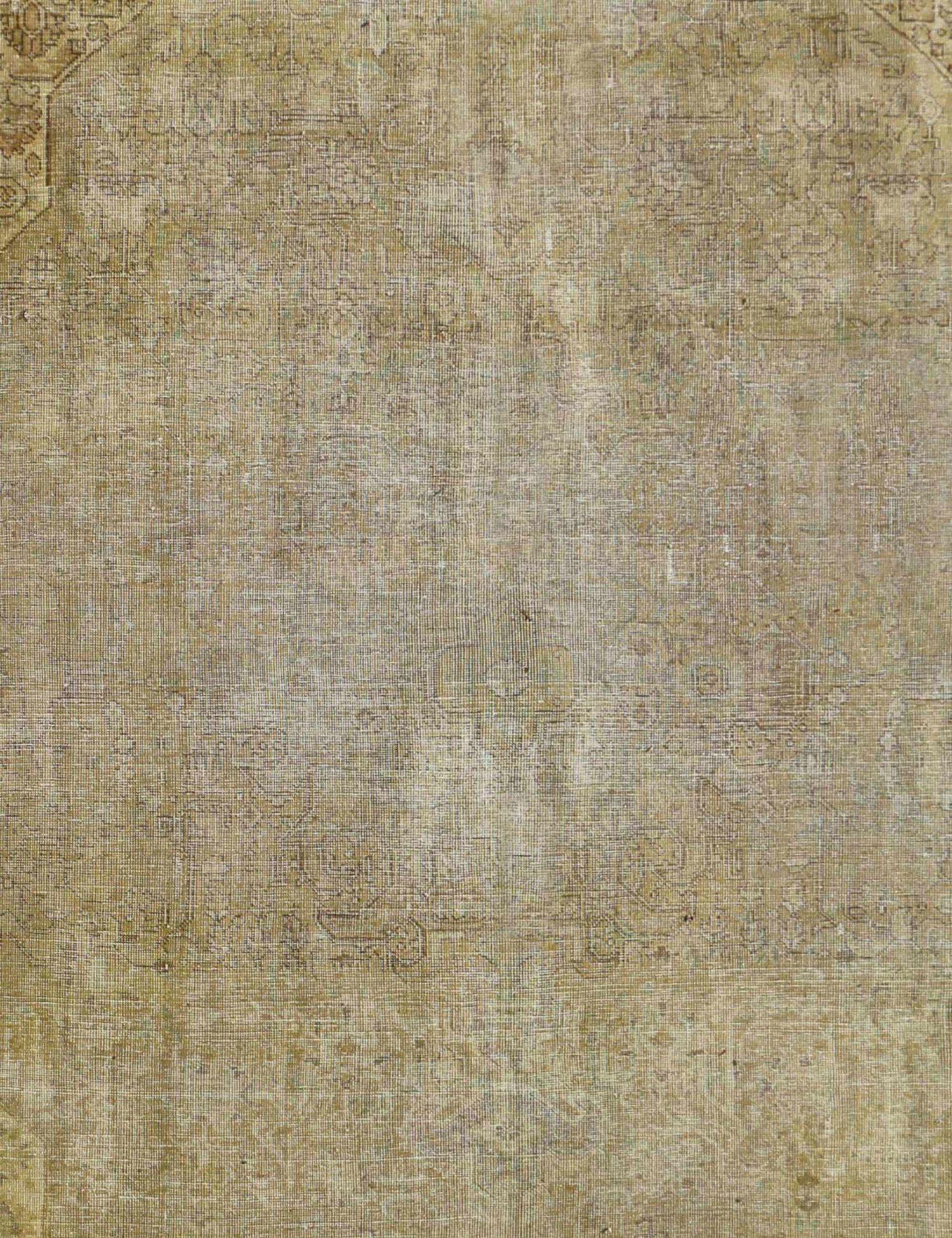 Vintage Perserteppich  gelb <br/>370 x 288 cm