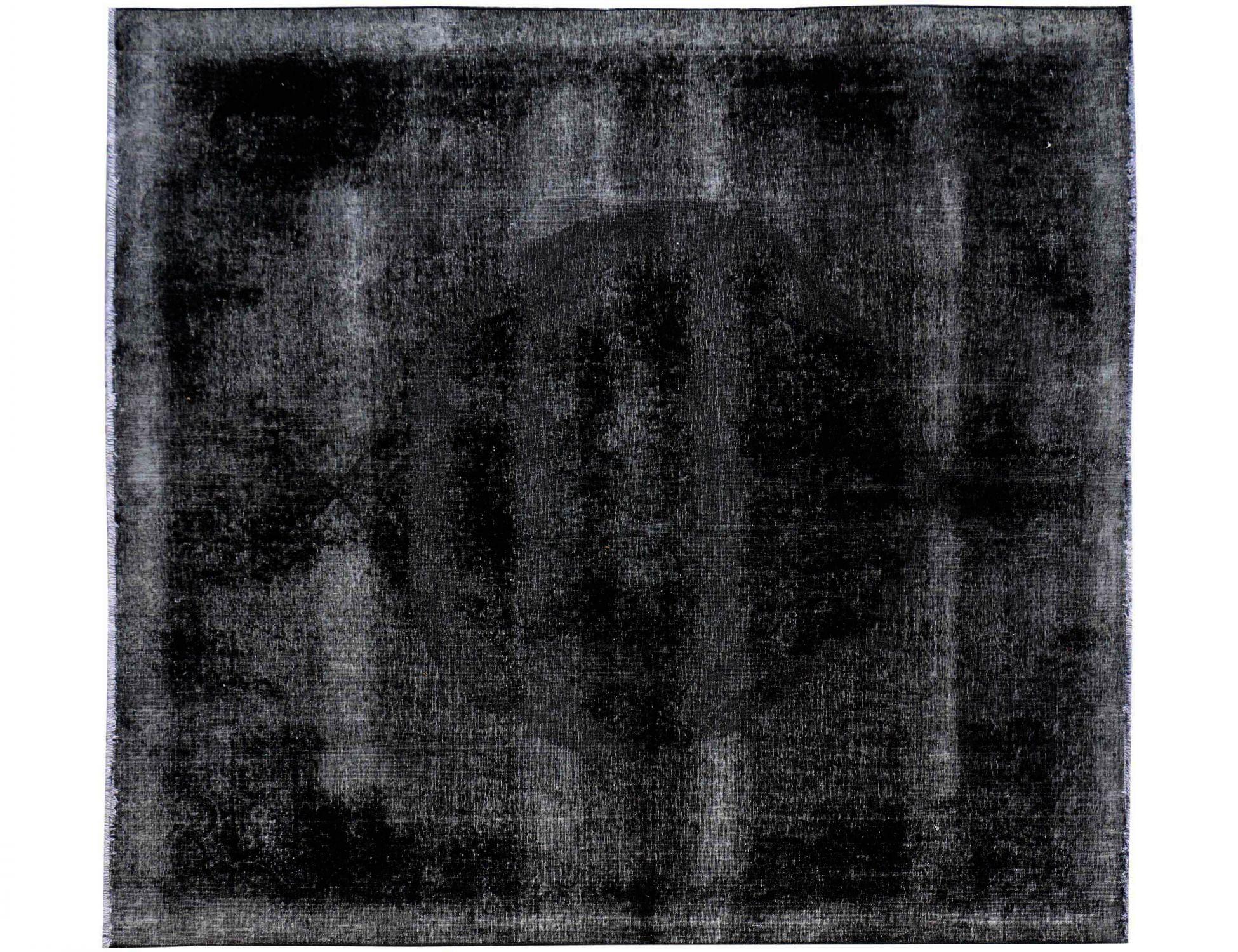 Tappeto Vintage  nero <br/>290 x 258 cm