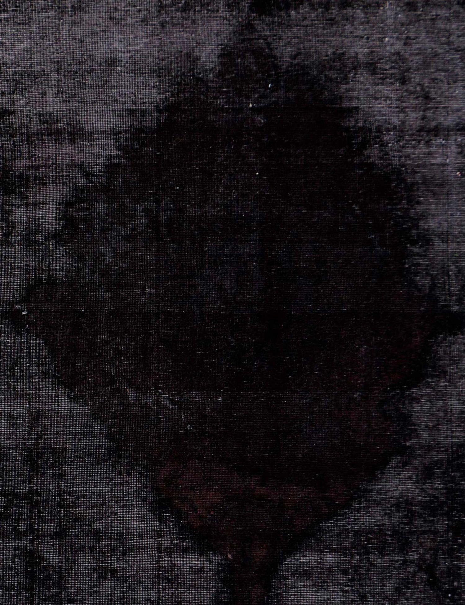Tappeto Vintage  nero <br/>274 x 194 cm