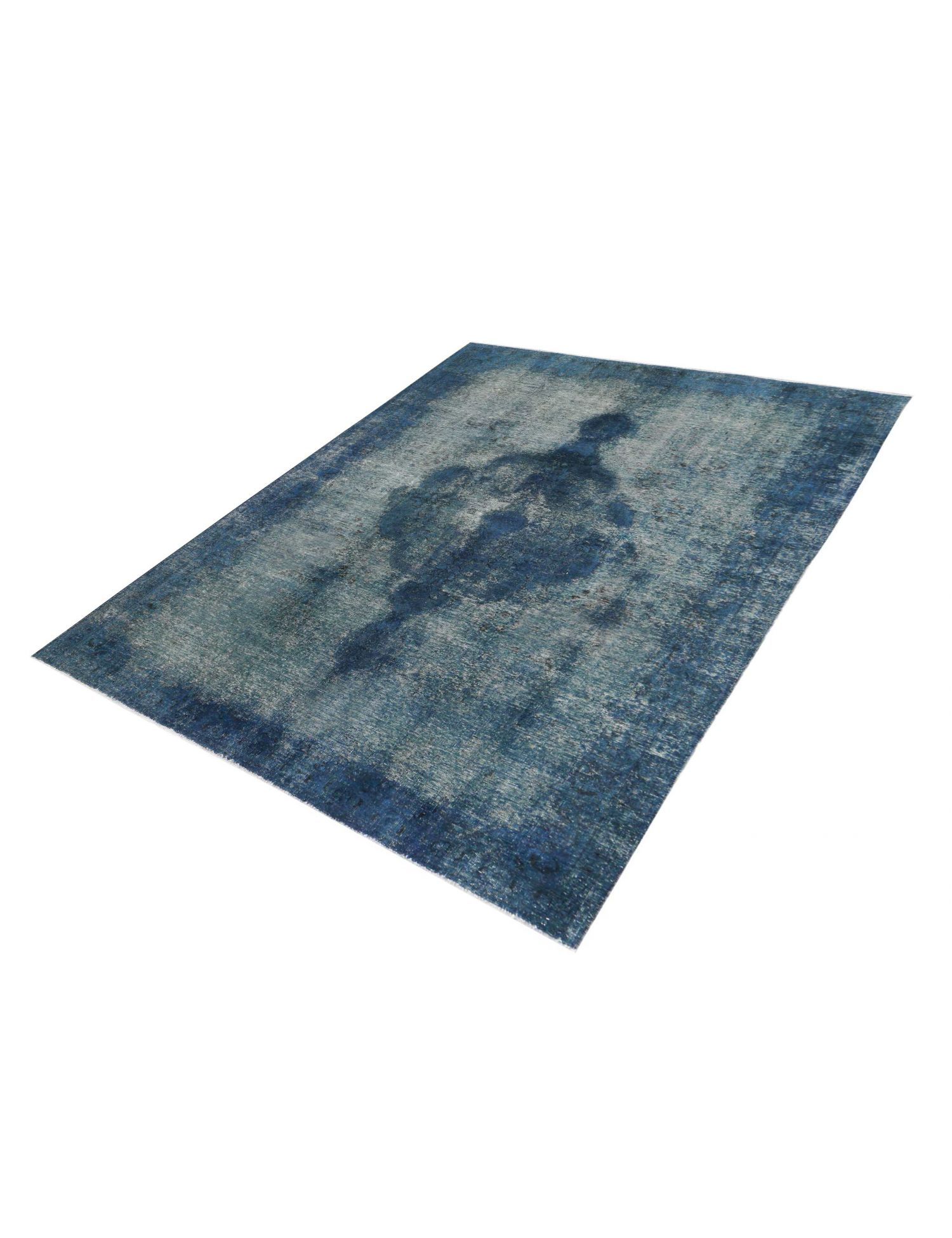 Tappeto Vintage  blu <br/>322 x 232 cm