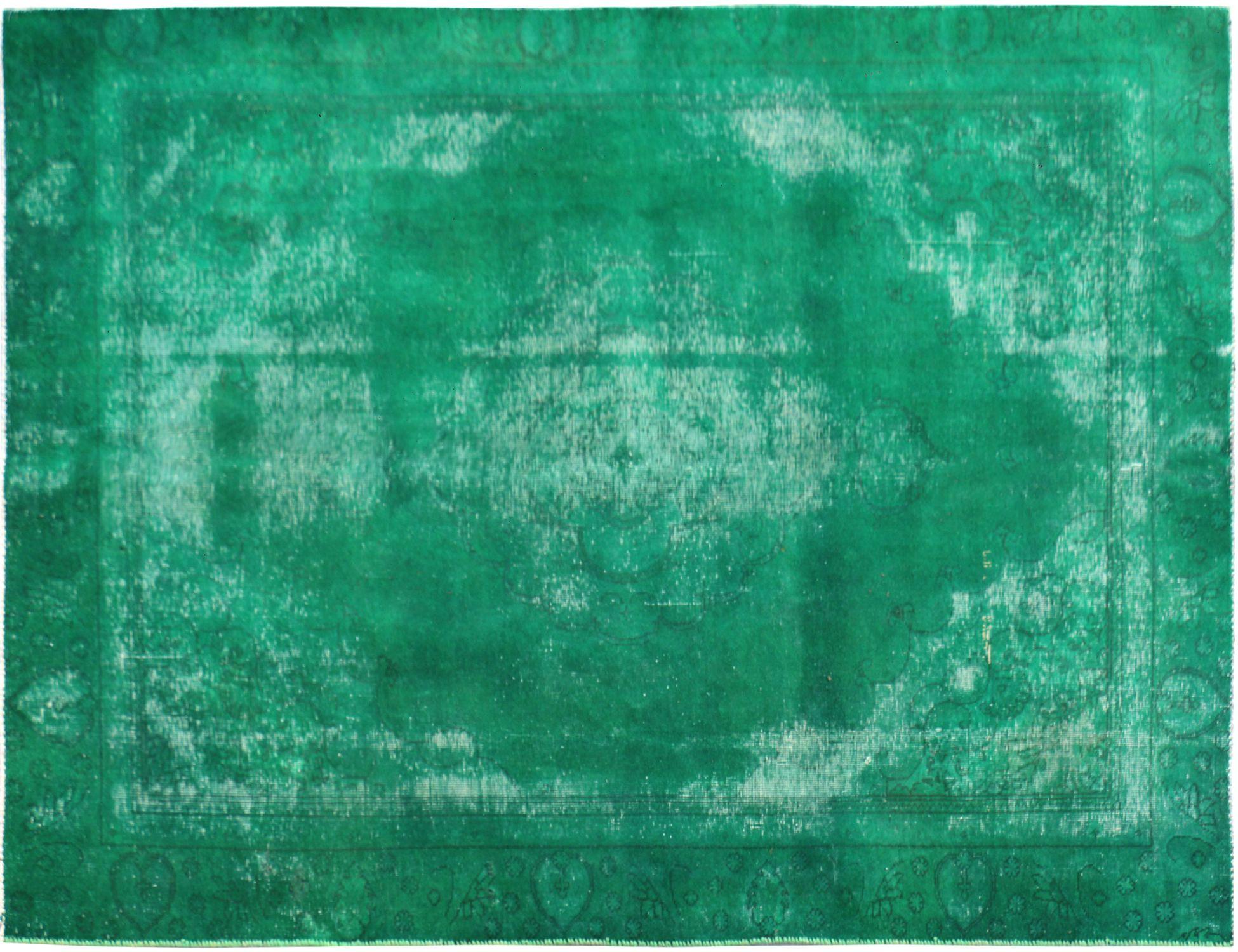Tappeto Vintage  verde <br/>280 x 175 cm