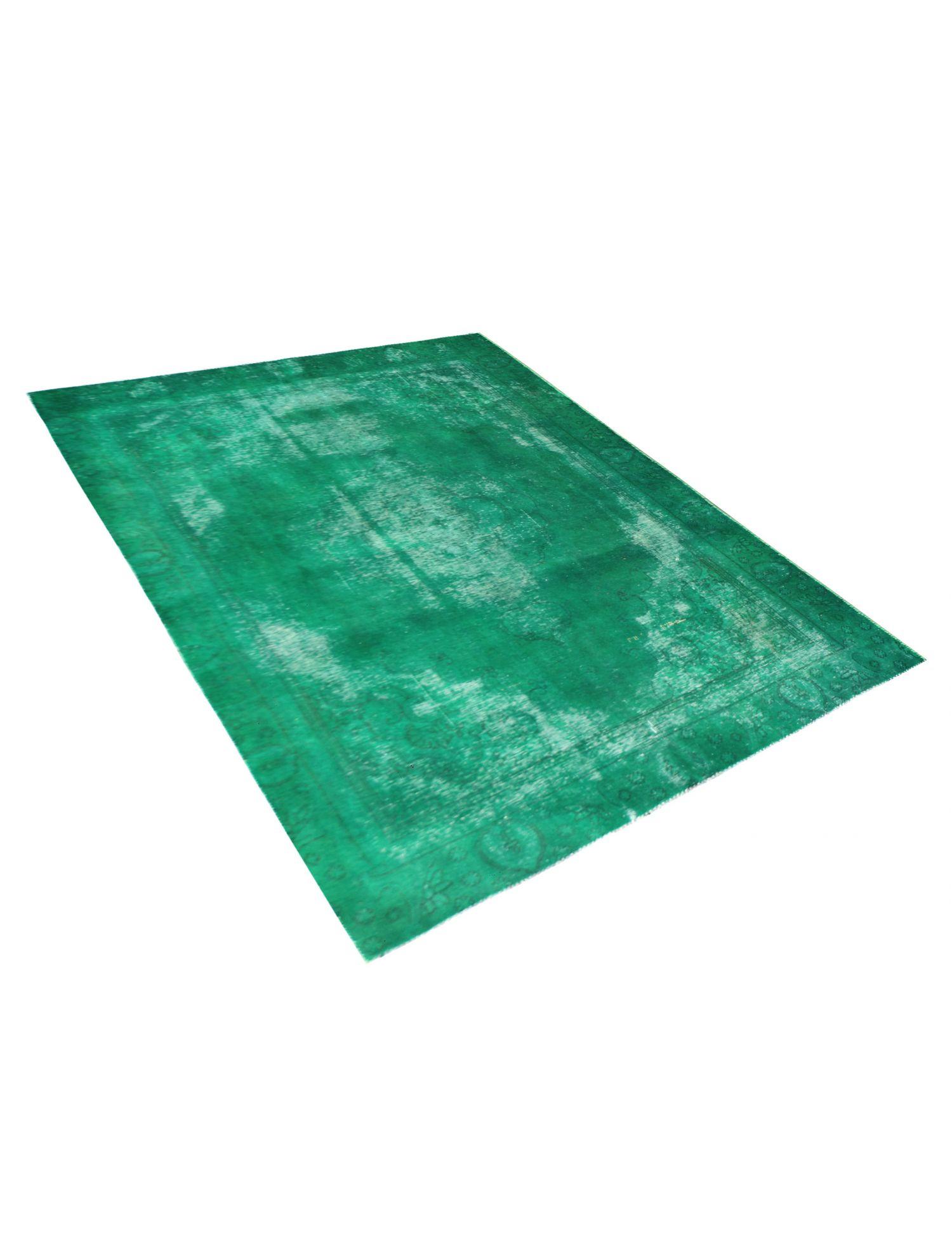 Vintage Perserteppich  grün <br/>280 x 175 cm