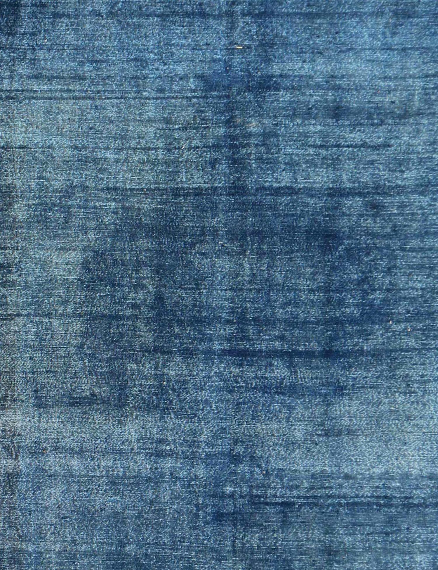 Vintage Perserteppich  blau <br/>363 x 245 cm