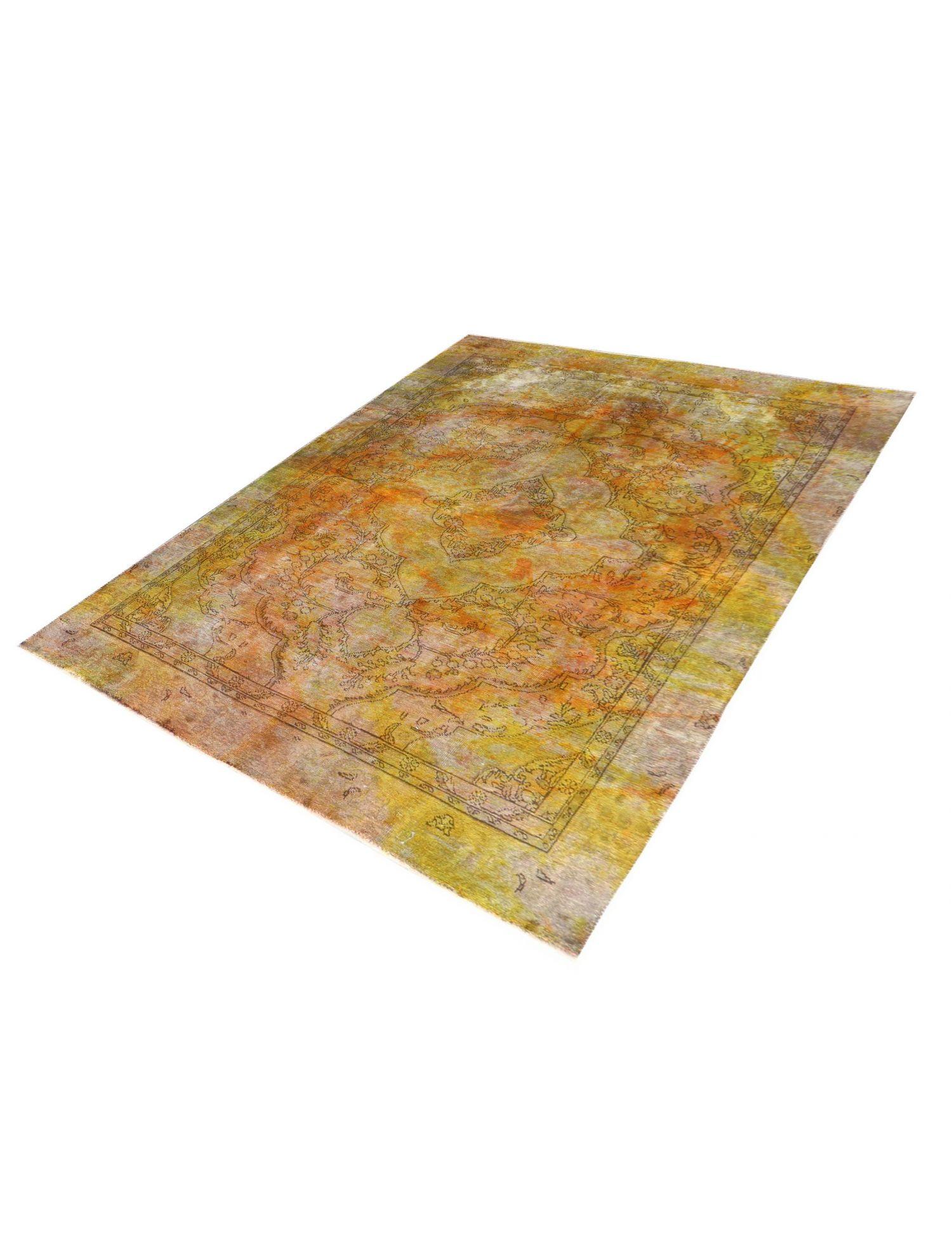 Tappeto Vintage  giallo <br/>285 x 175 cm