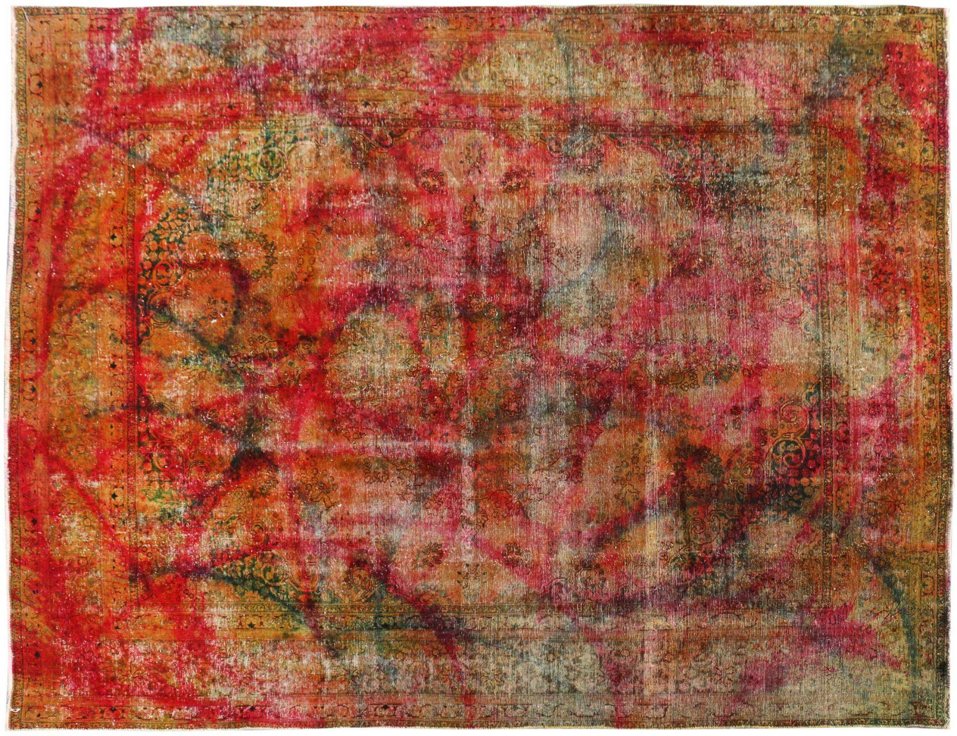 Vintage Perserteppich  mehrfarbig <br/>376 x 270 cm