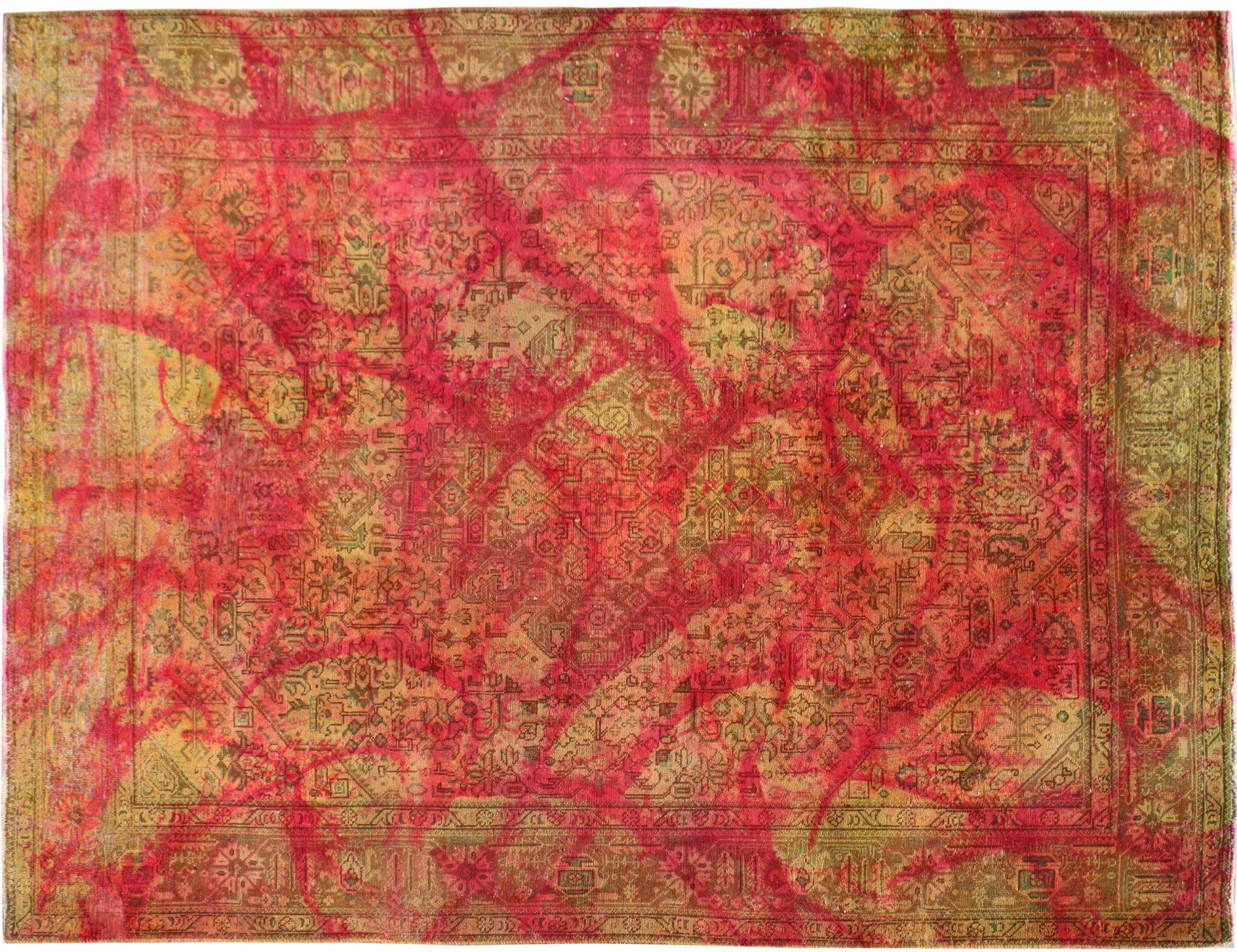 Vintage Perserteppich  gelb <br/>283 x 194 cm
