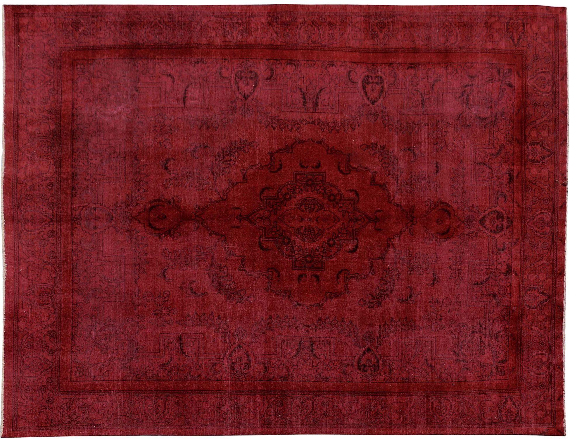 Vintage Perserteppich  rot <br/>380 x 287 cm