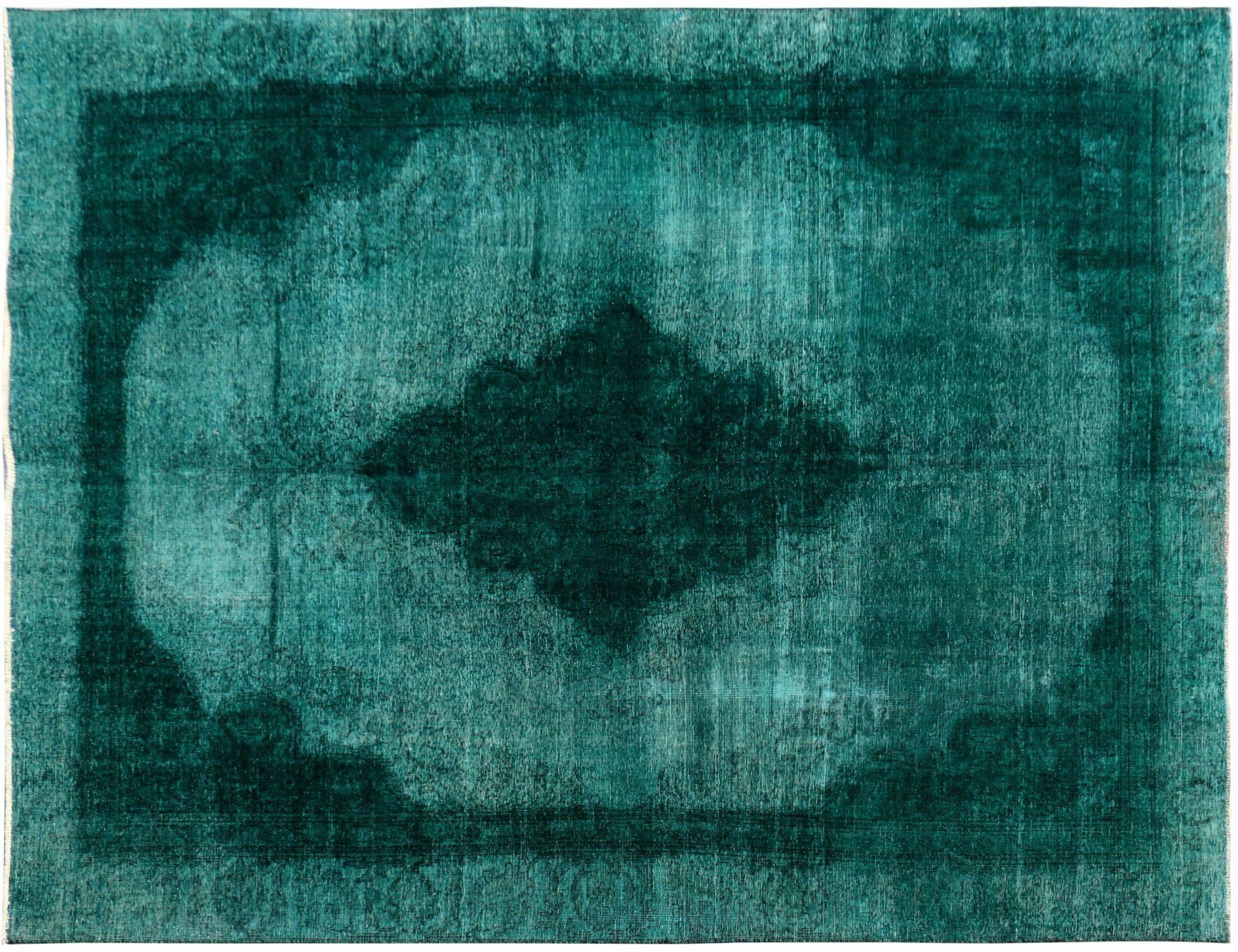 Vintage Perserteppich  grün <br/>362 x 270 cm