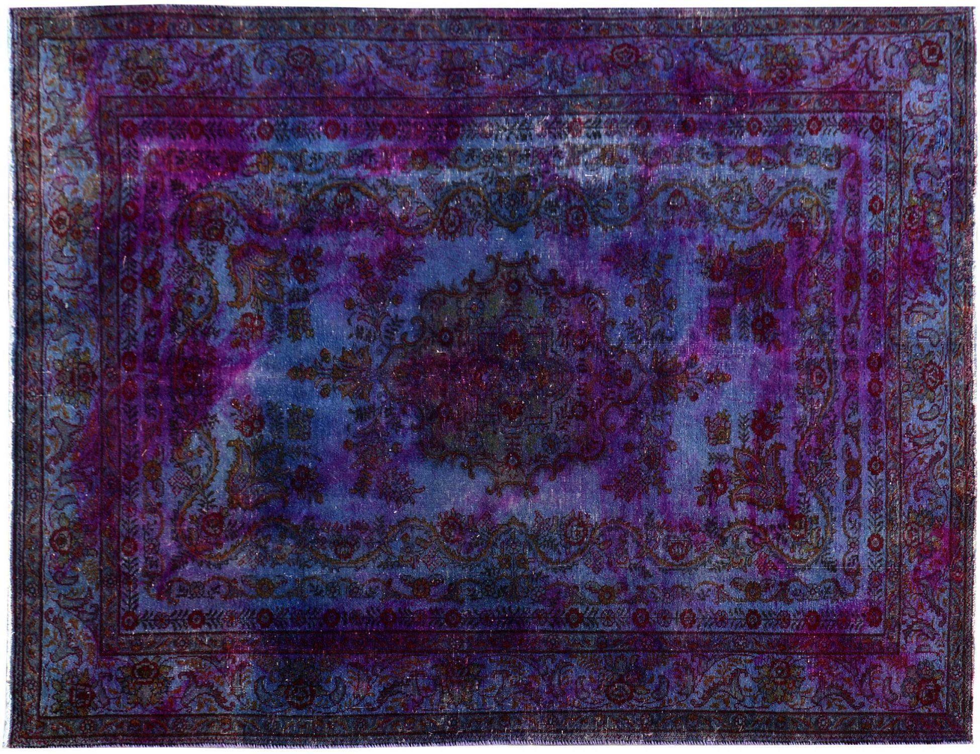 Tappeto Vintage  blu <br/>285 x 198 cm