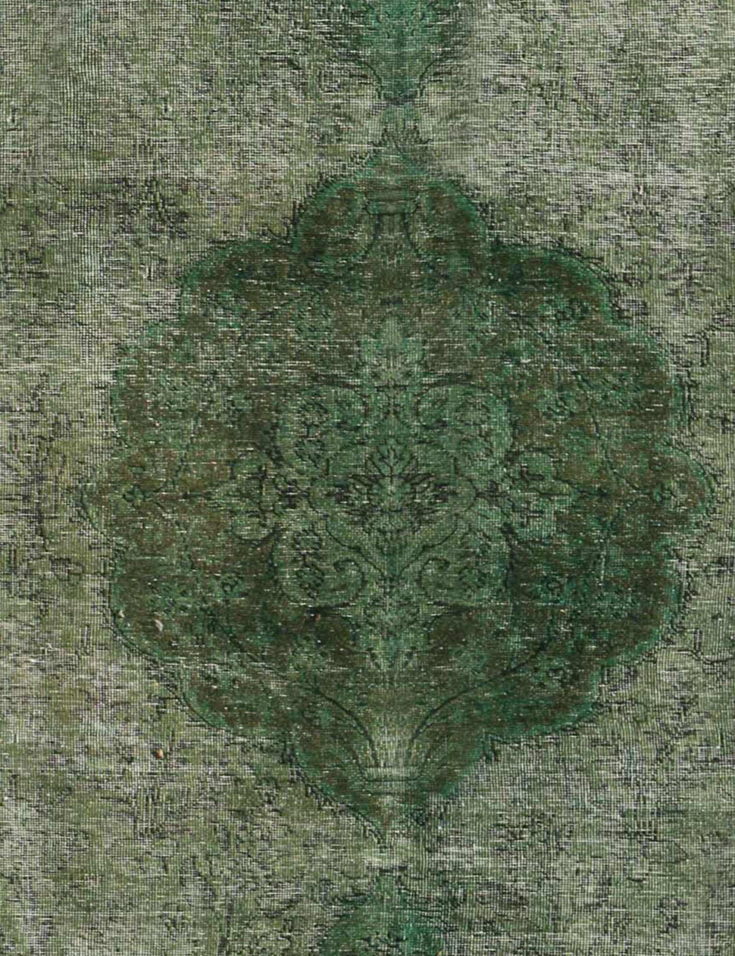 Tappeto Vintage  verde <br/>316 x 197 cm