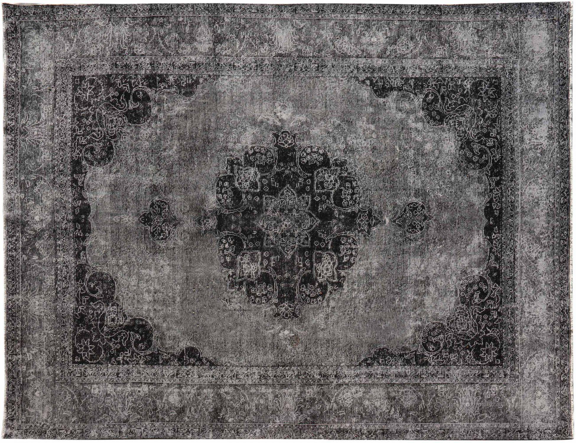 Vintage Teppich  schwarz <br/>382 x 285 cm