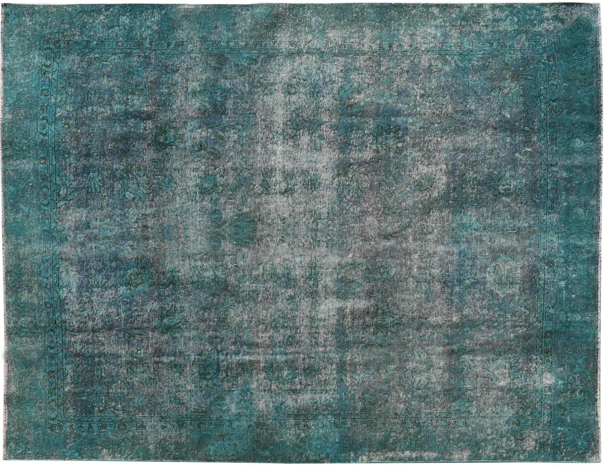 Tappeto Vintage  verde <br/>335 x 270 cm