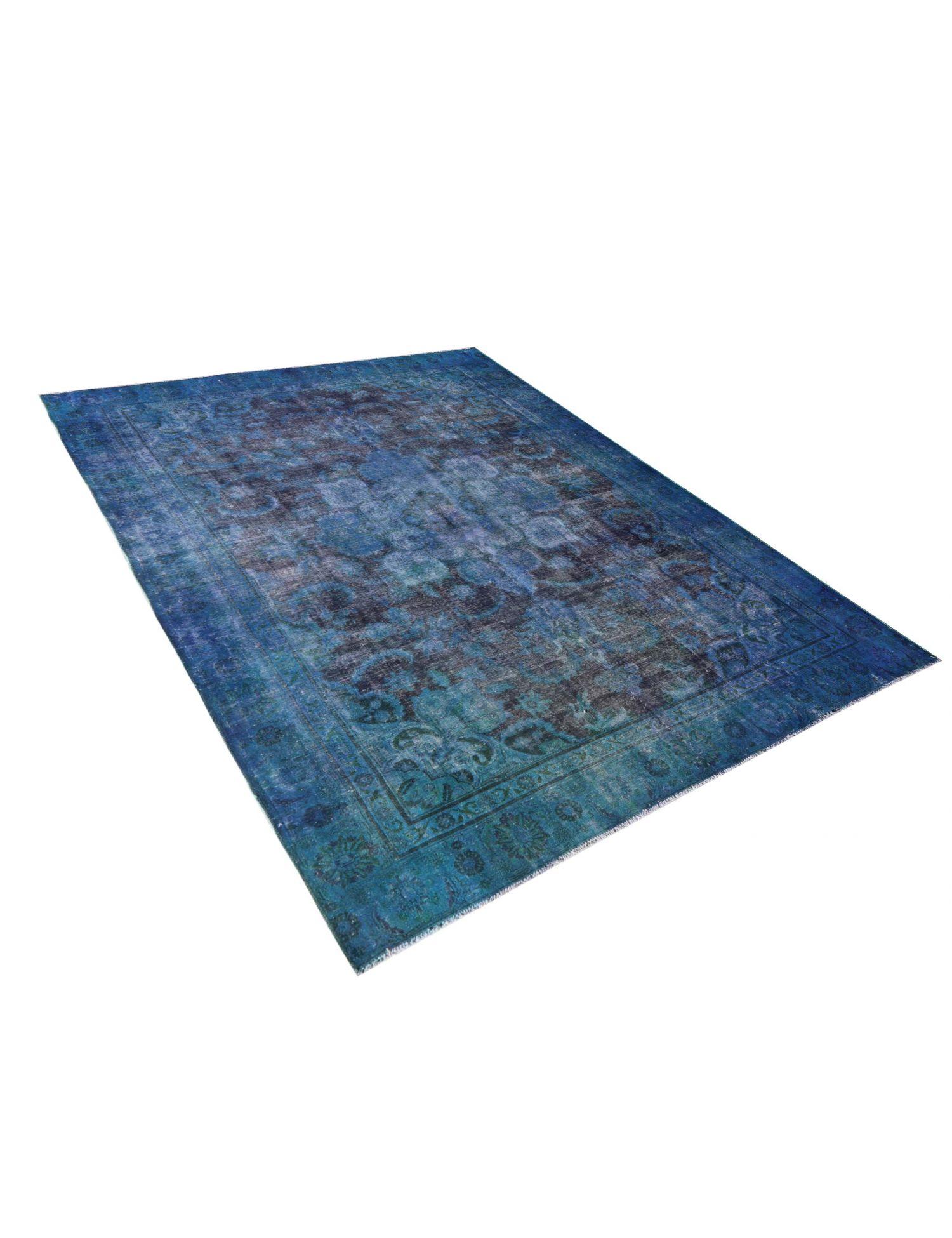 Vintage Perserteppich  blau <br/>386 x 287 cm