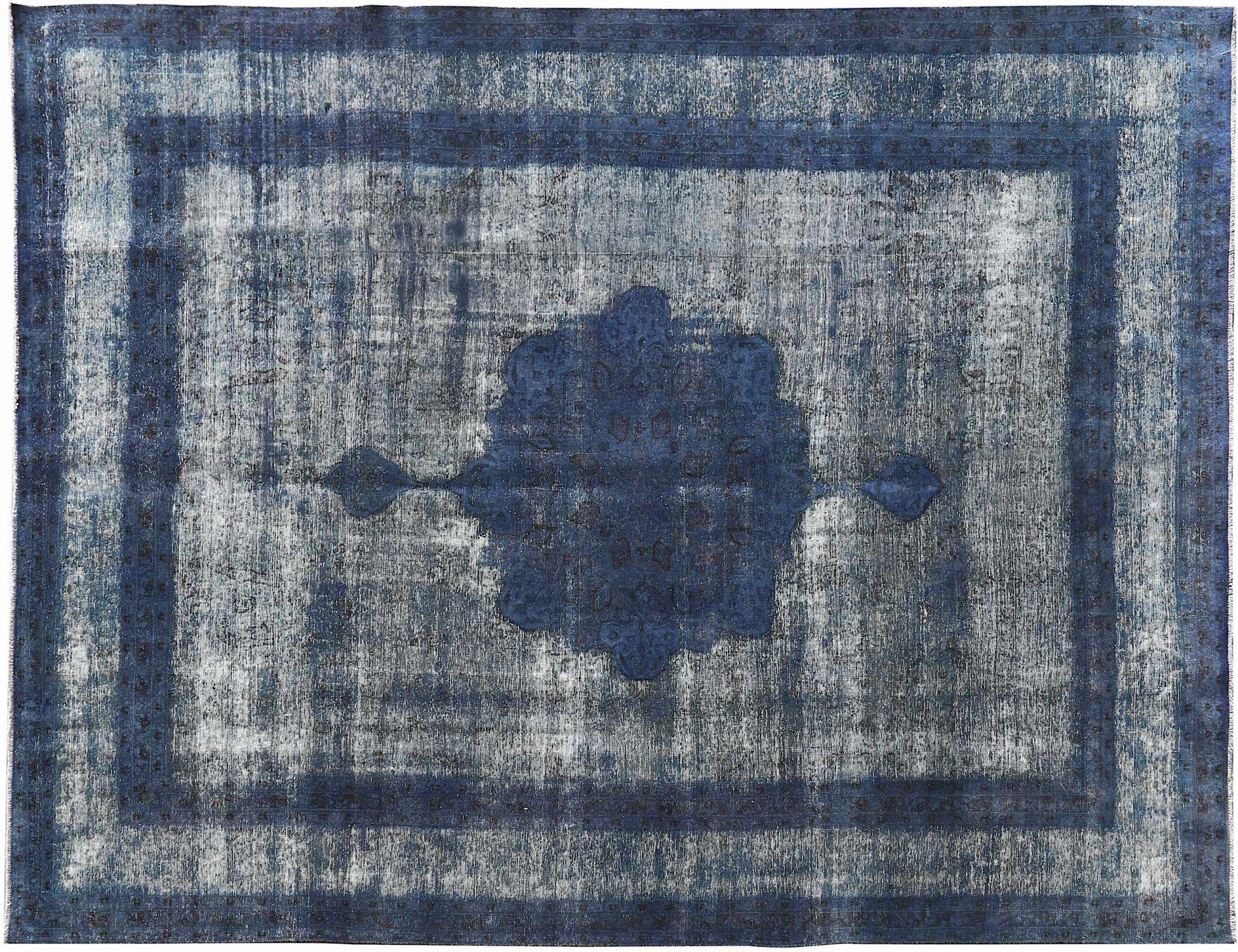Tappeto Vintage  blu <br/>392 x 295 cm
