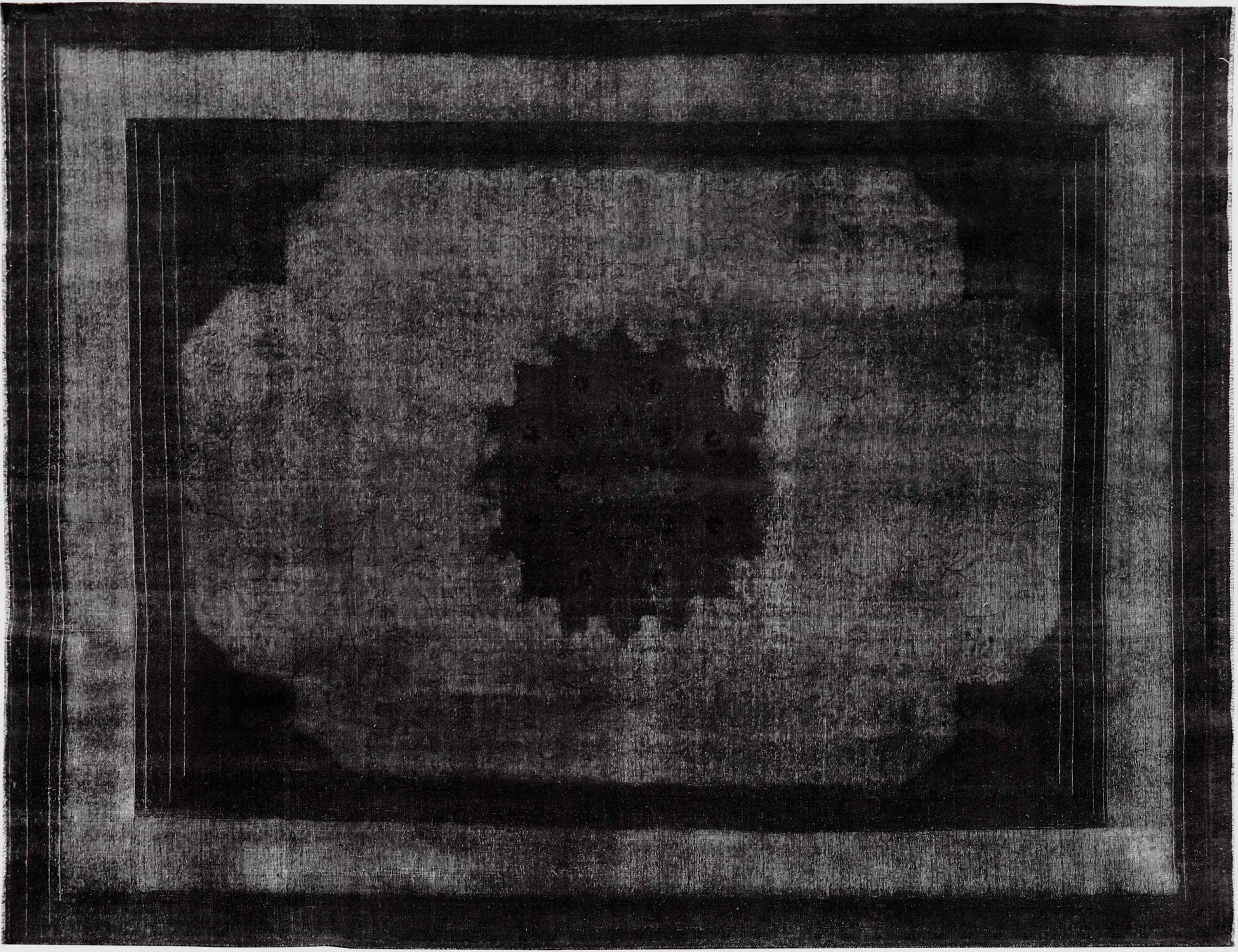 Tappeto Vintage  nero <br/>389 x 291 cm