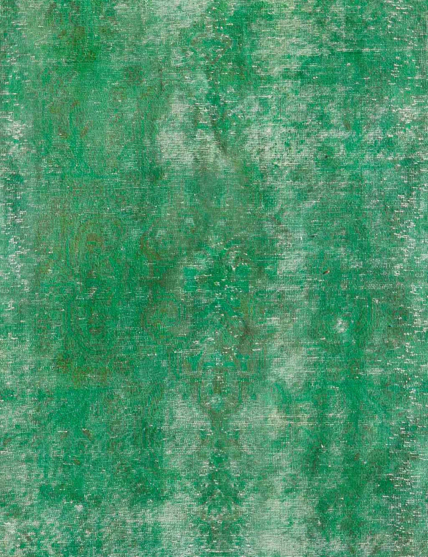 Tappeto Vintage  verde <br/>310 x 223 cm
