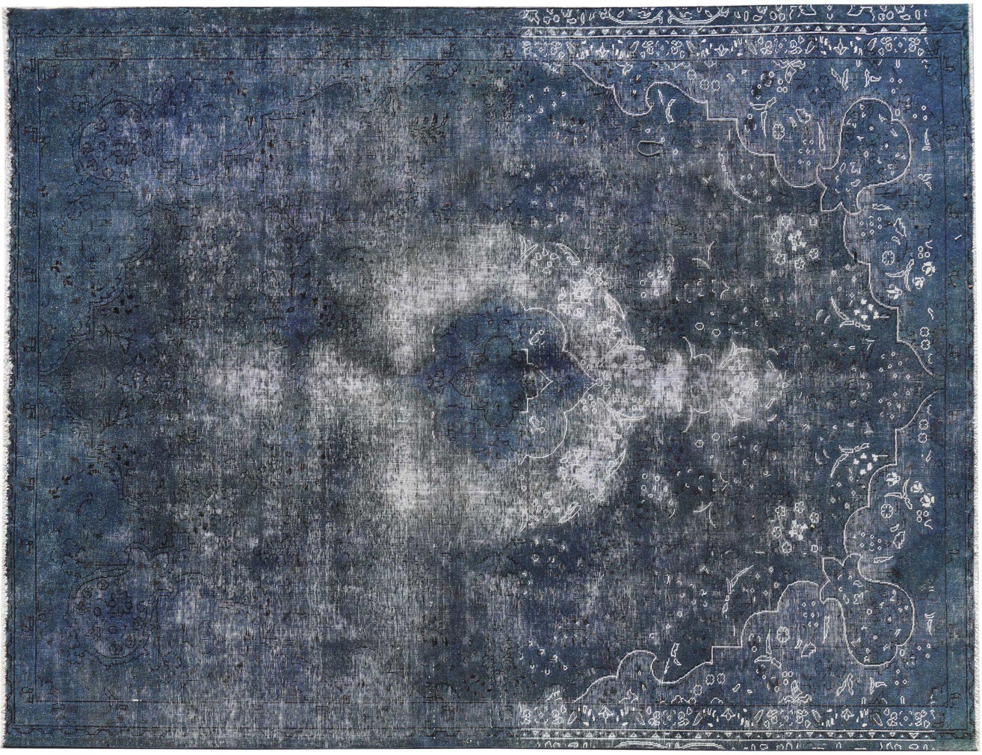 Vintage Perserteppich  blau <br/>274 x 192 cm
