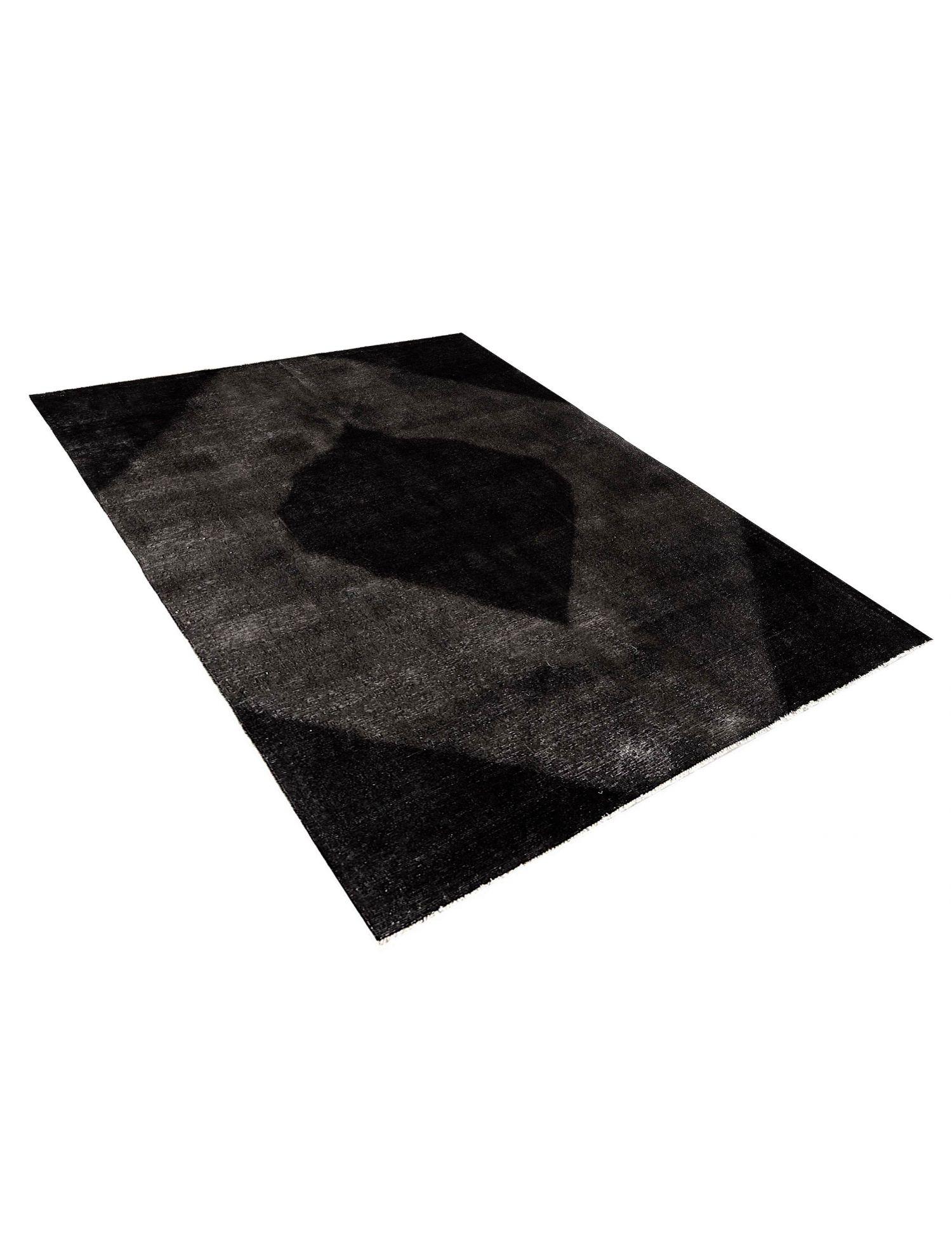 Vintage Teppich  schwarz <br/>295 x 194 cm