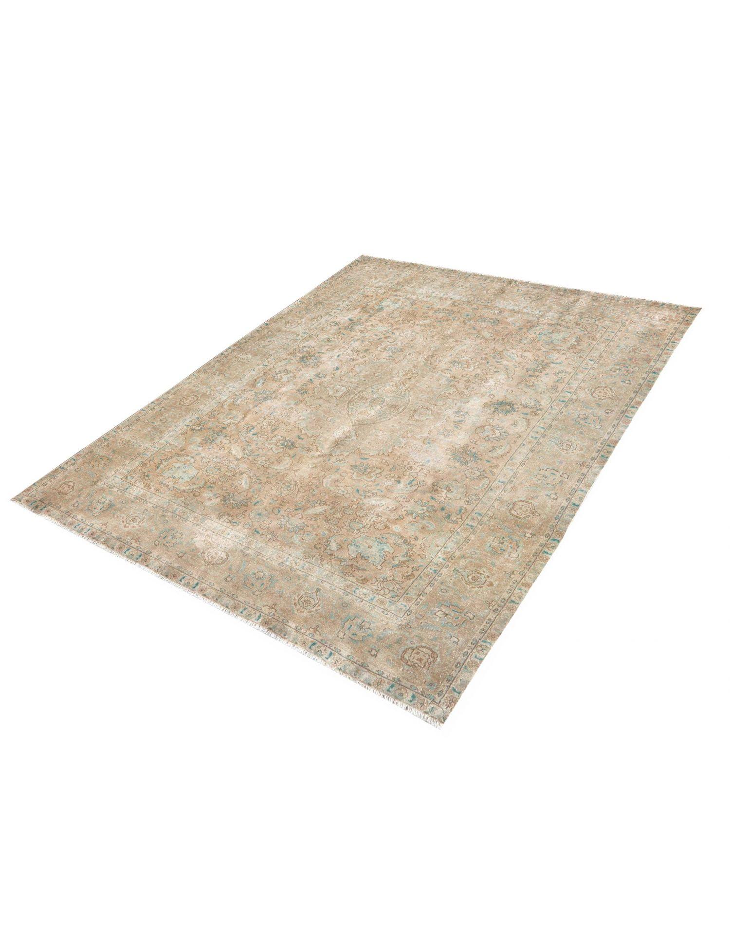 Retro Perserteppich  beige <br/>350 x 255 cm