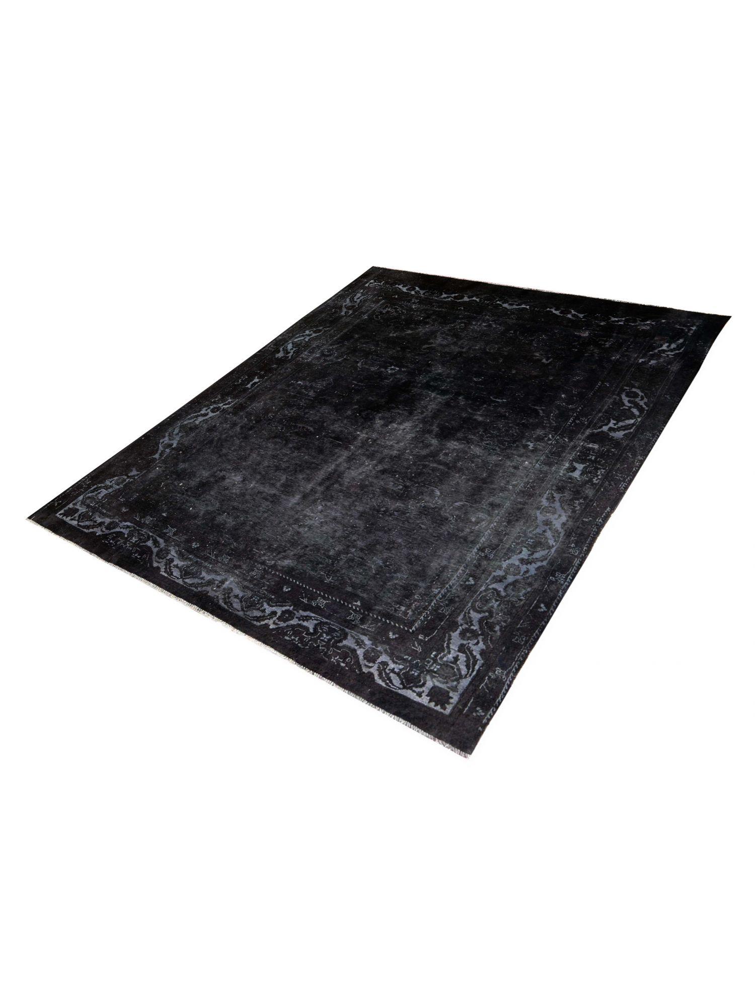 Vintage Teppich  schwarz <br/>320 x 234 cm