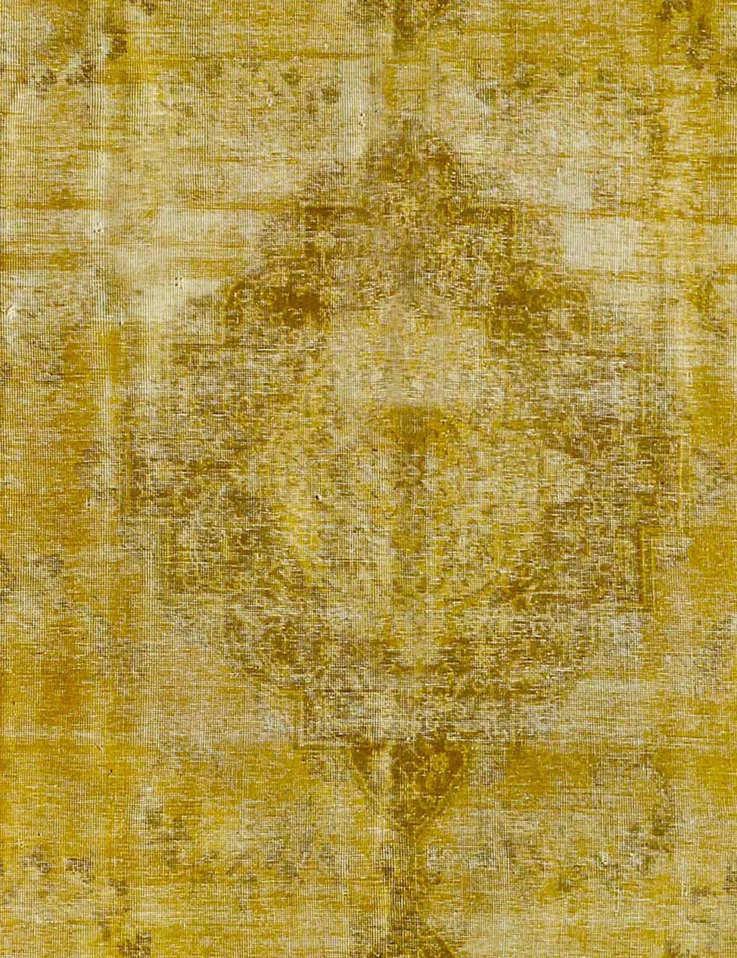 Tappeto Vintage  giallo <br/>374 x 280 cm