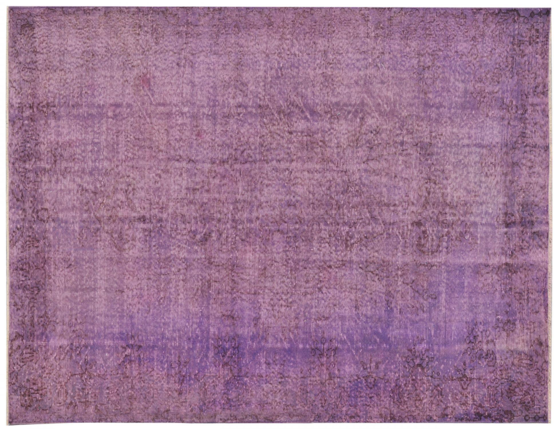Vintage Teppich  lila <br/>274 x 175 cm