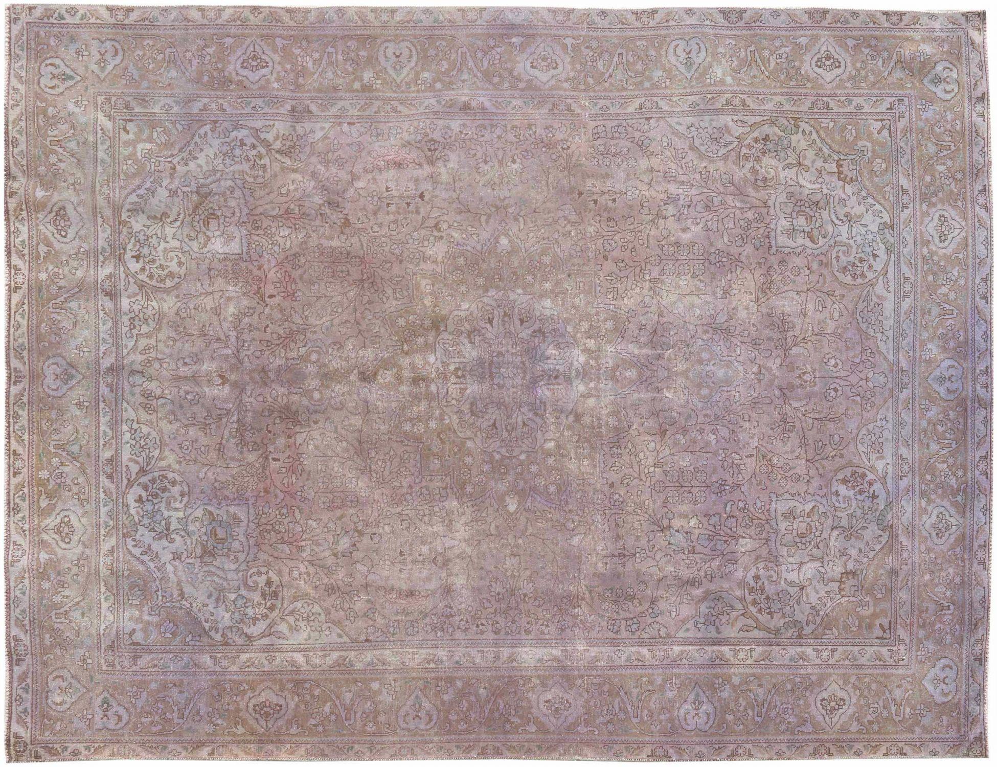 Tappeto Vintage  grigo <br/>350 x 245 cm