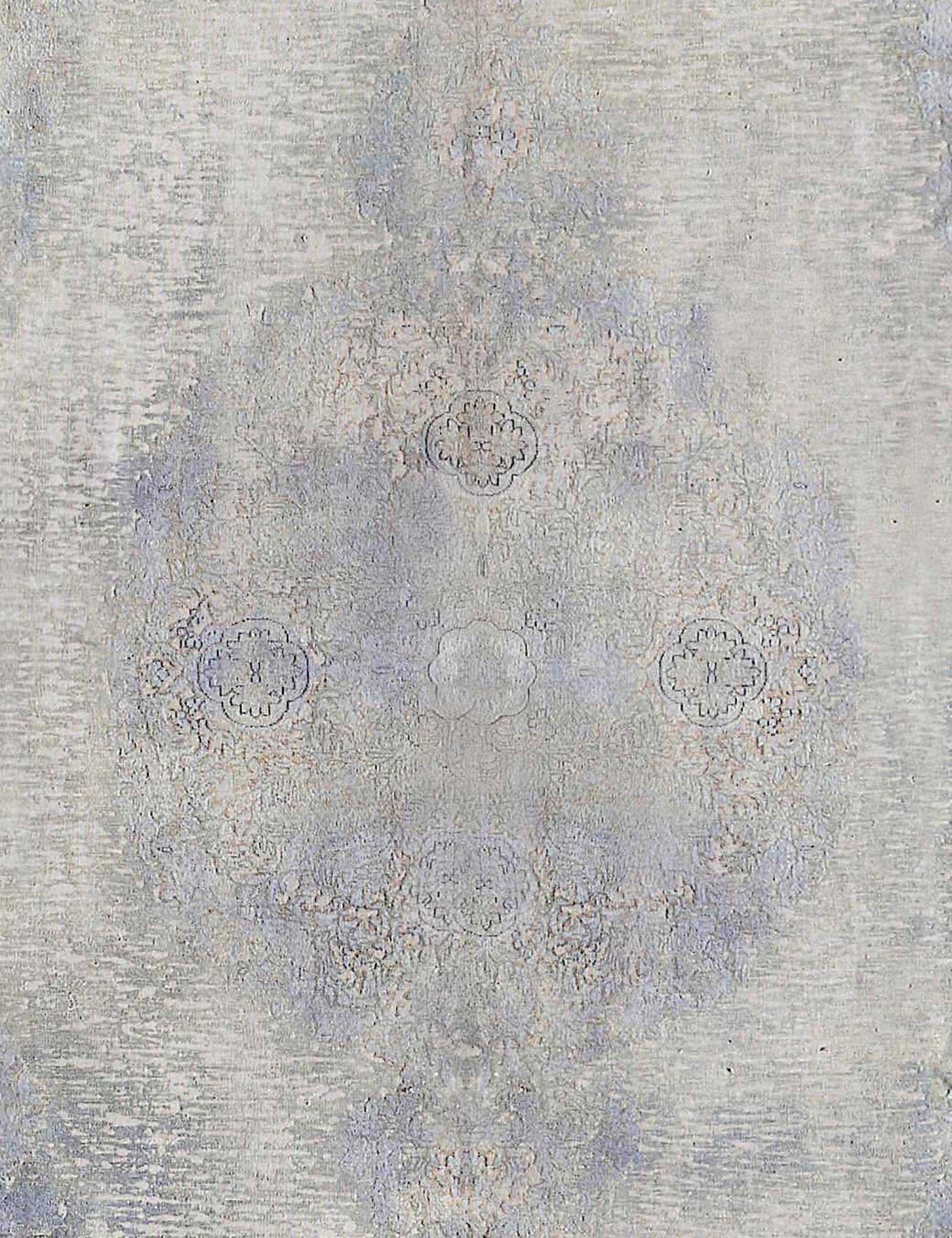 Vintage Teppich  blau <br/>387 x 300 cm
