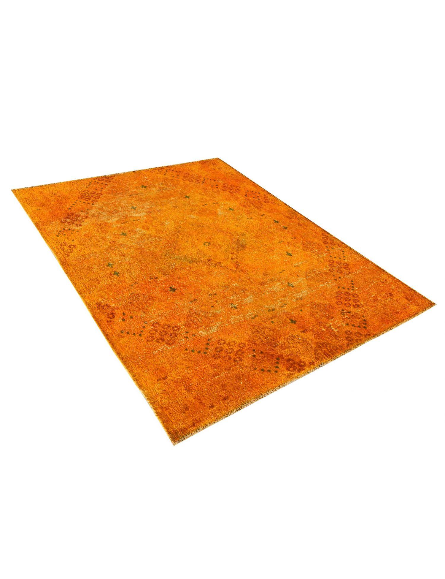 Vintage Perserteppich  orange <br/>228 x 135 cm