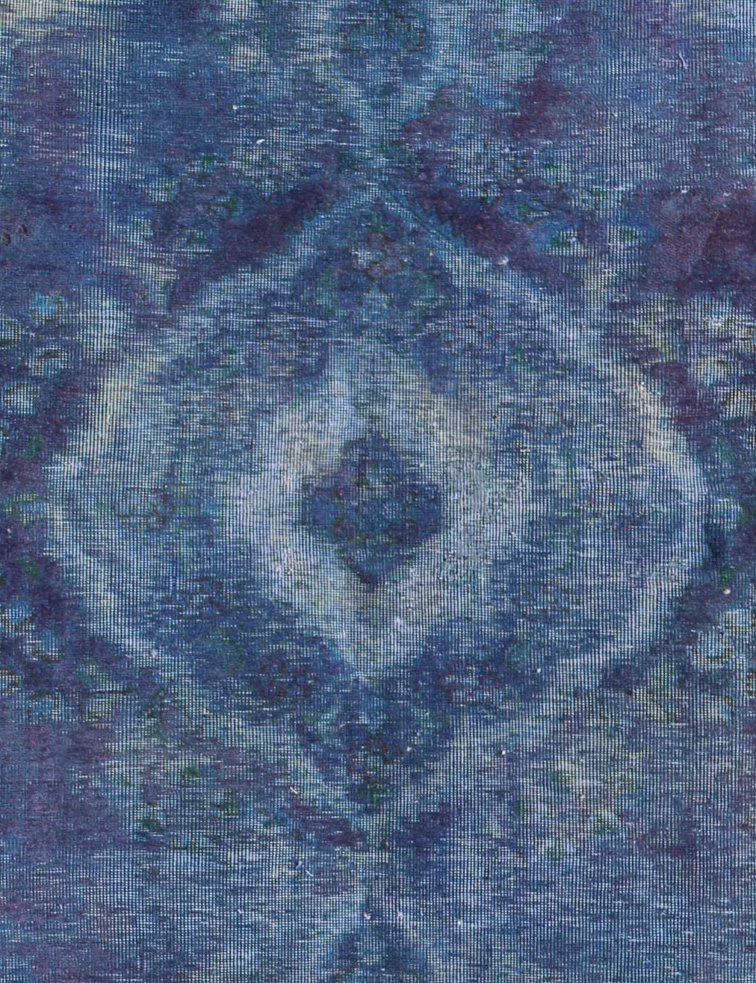 Tappeto Vintage  blu <br/>250 x 164 cm