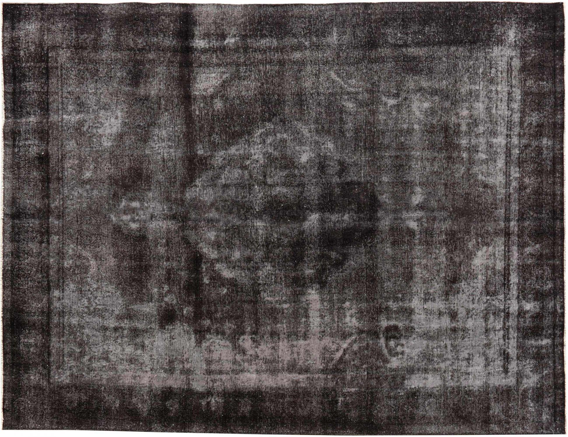 Vintage Perserteppich  schwarz <br/>398 x 290 cm