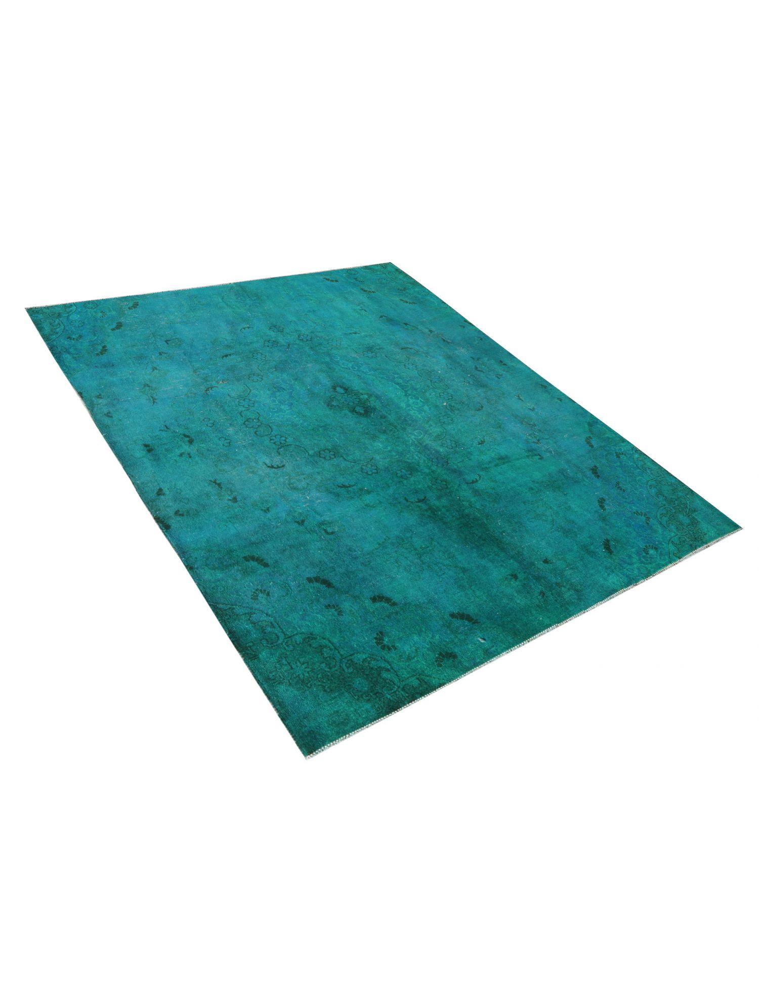 Vintage Perserteppich  grün <br/>250 x 192 cm