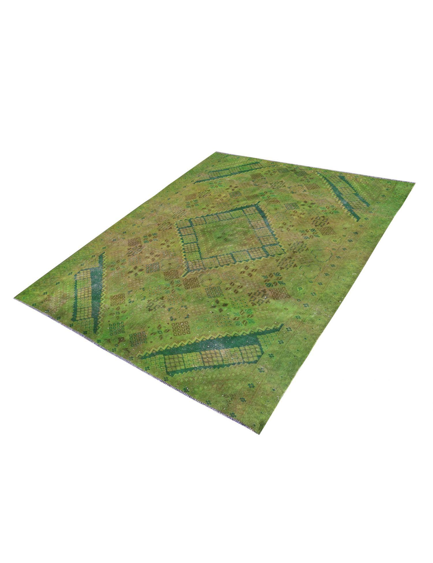 Tappeto Vintage  verde <br/>265 x 187 cm