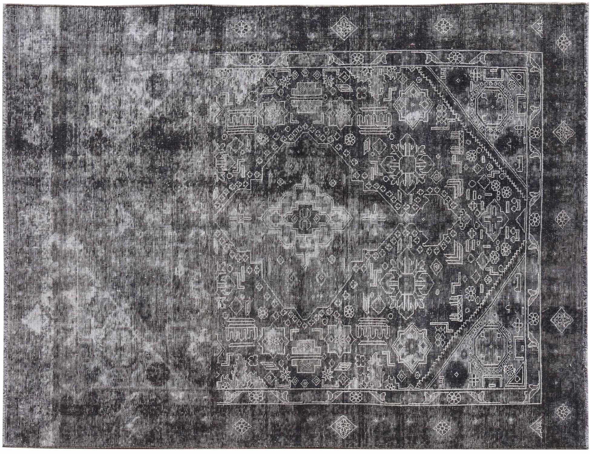 Tappeto Vintage  nero <br/>271 x 178 cm