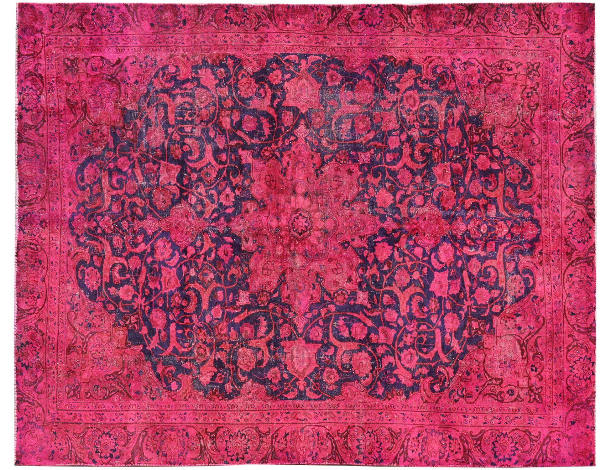 Vintage Perserteppich  lila <br/>297 x 206 cm