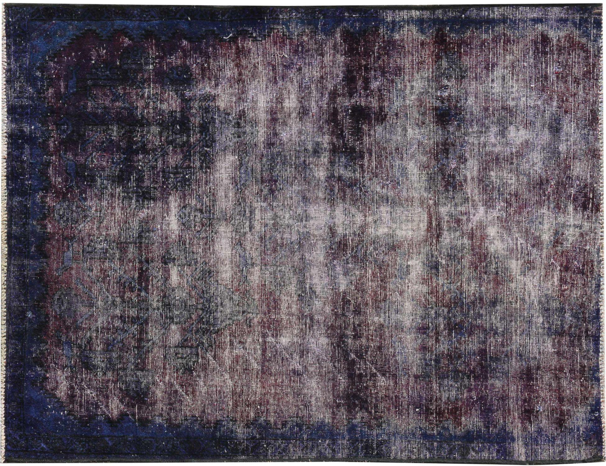 Vintage Teppich  lila <br/>151 x 115 cm