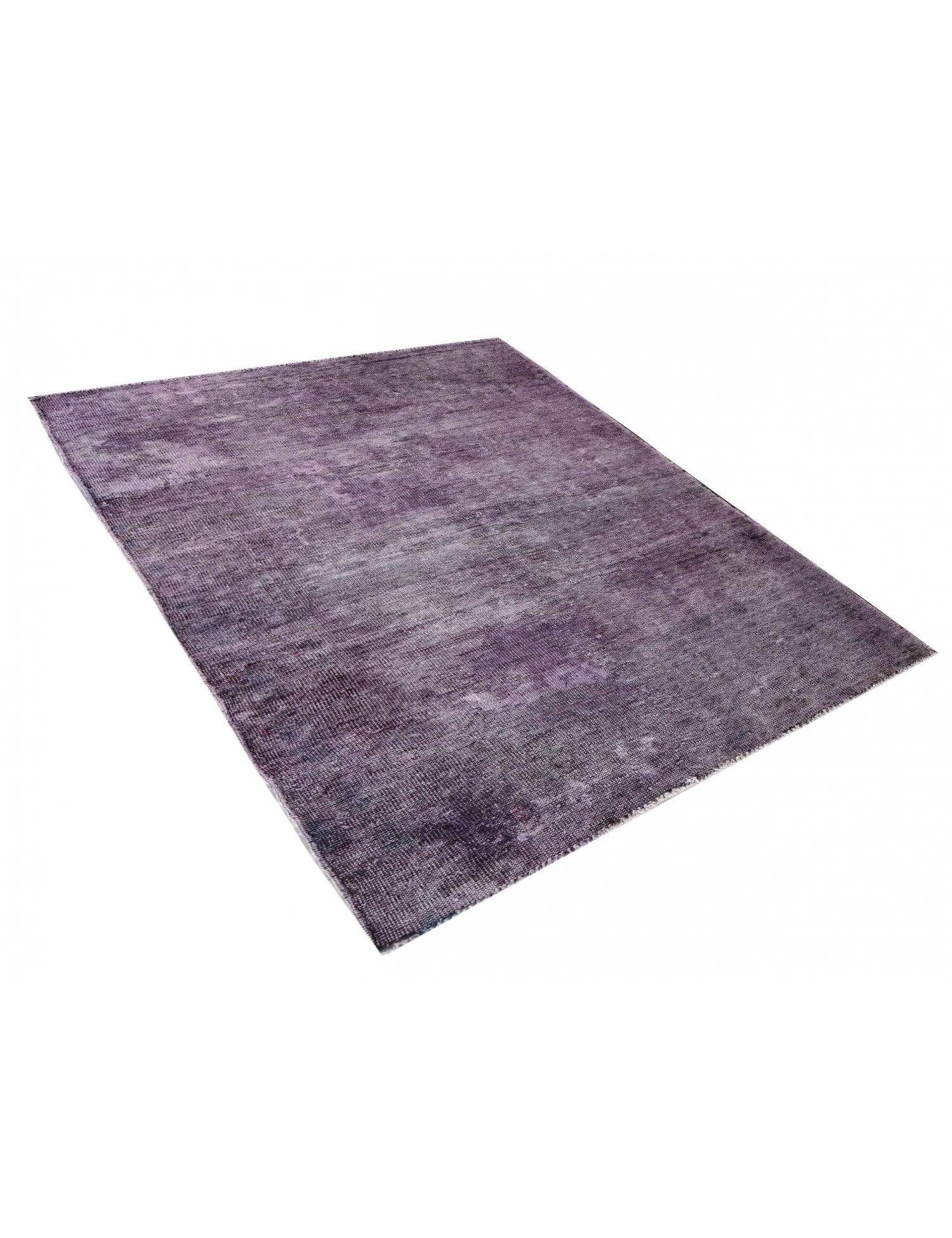 Vintage Teppich  lila <br/>220 x 125 cm
