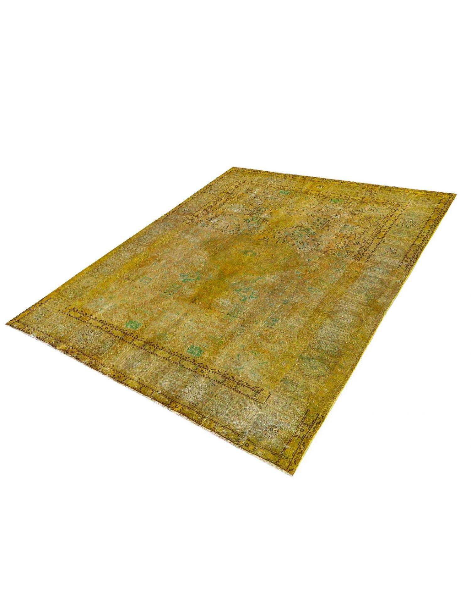 Tappeto Vintage  giallo <br/>290 x 190 cm