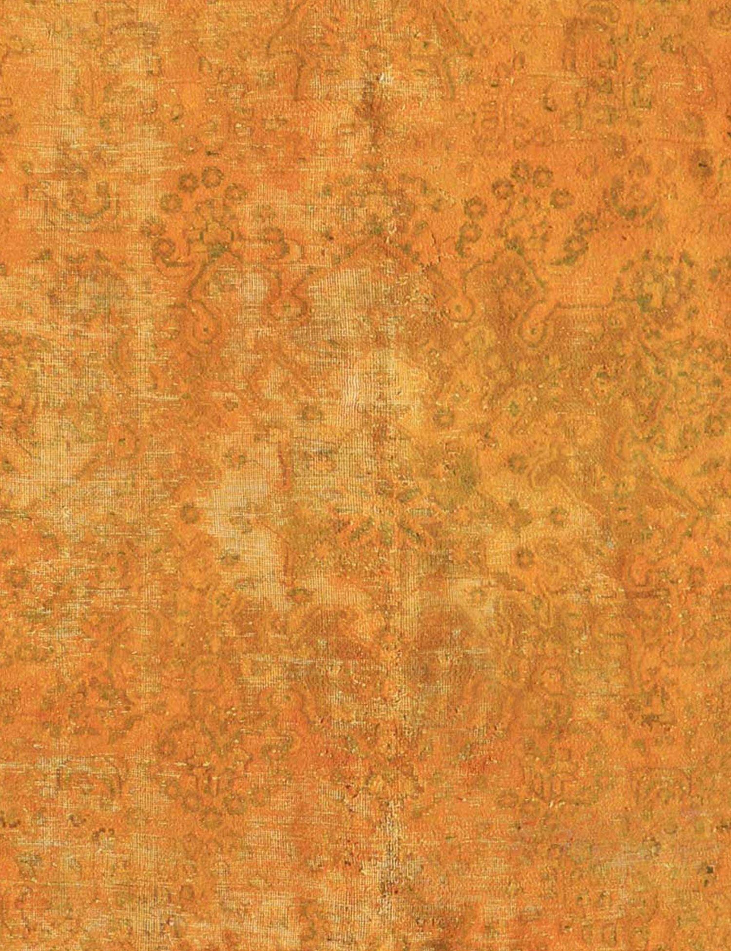 Vintage Perserteppich  orange <br/>375 x 285 cm