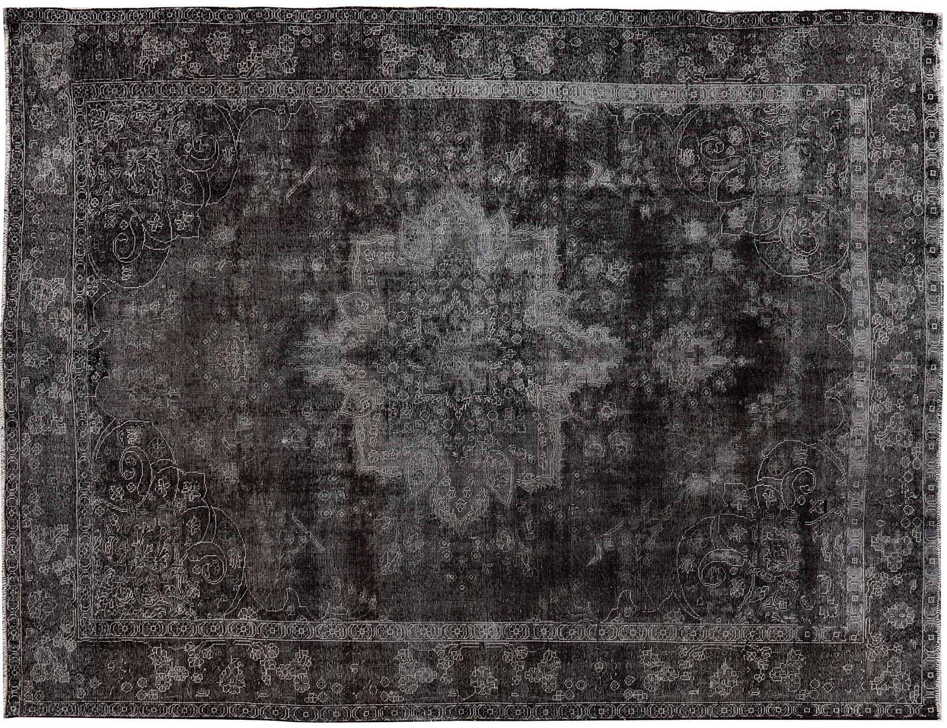 Tappeto Vintage  nero <br/>380 x 283 cm